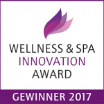 Wellness & Spa Innovation Award 2017 in der Kategorie Public's Choice Award