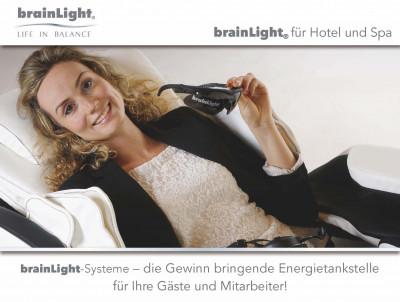 brainLight-Systeme im Einsatz in Hotel & Spa