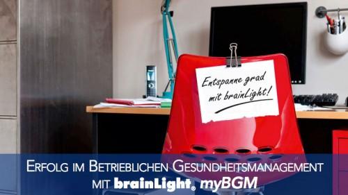 brainLight myBGM: Mit myBGM für eine nachhaltige Personalkultur