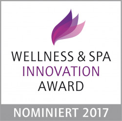 Logo Wellness Spa Innovation Award